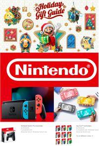 Nintendo Black Friday 2020