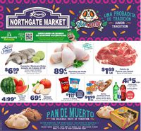 Northgate Market Dia de Muertos 2021