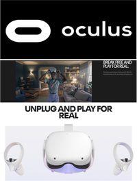 Oculus Black Friday 2020