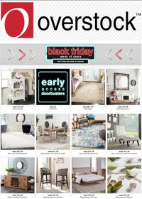 Overstock Black Friday 2020