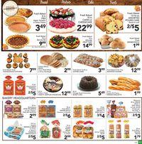Pete's Fresh Market Thanksgiving ad 2020