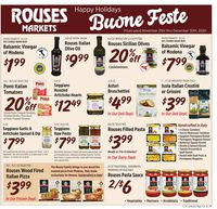 Rouses Holidays 2020