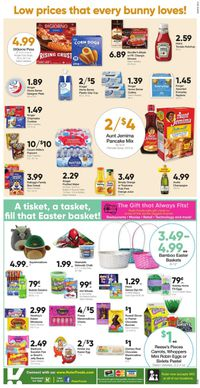 Ruler Foods - Easter 2021 ad