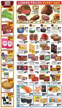 Save Mart Thanksgiving ad 2020