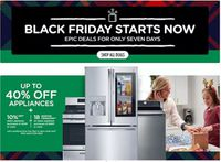 Sears Black Friday ad 2020