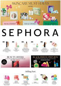 Sephora Black Friday 2020