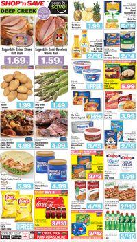 Shop 'n Save - Easter 2021