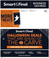 Smart and Final Halloween 2021