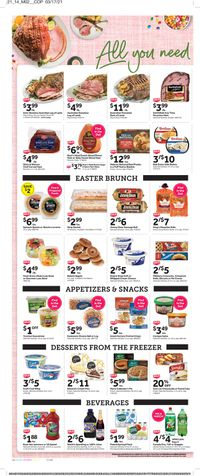 Stop and Shop - Easter 2021