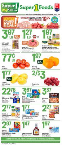 Super 1 Foods
