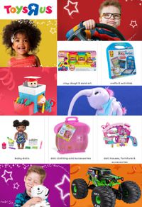 Toys''R''Us - Black Friday Ad Sale 2019