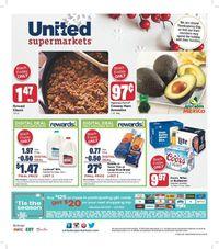 United Supermarkets Black Friday 2020