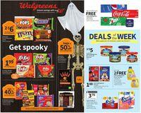 Walgreens Halloween 2021