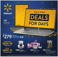 Walmart BLACK FRIDAY 2021