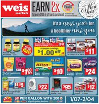 Weis Home Ad 2021