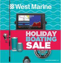 West Marine - Holiday Ad 2019