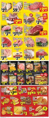 Western Beef Thanksgivig ad 2020