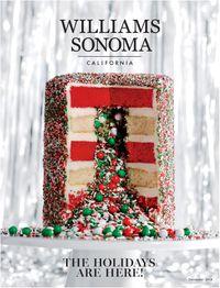 Williams-Sonoma - Holidays Ad 2019