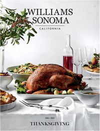 Williams-Sonoma Thanksgiving 2021