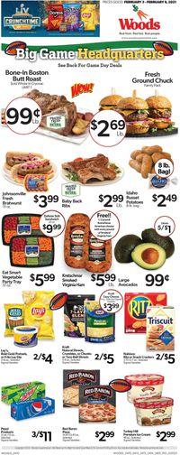 Woods Supermarket