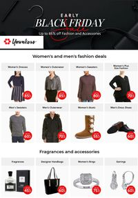 Younkers - Black Friday Sale Ad 2019