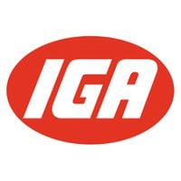Promotional ads IGA