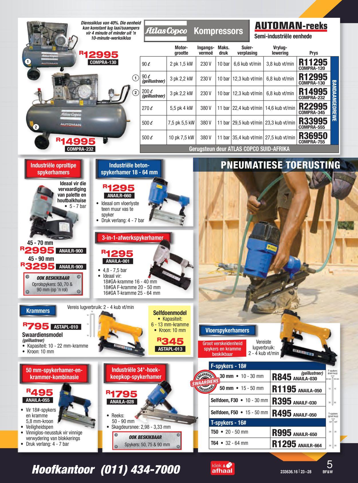 Adendorff Machinery Mart Black Friday 2020 Catalogue - 2020/11/23-2020/11/28 (Page 6)