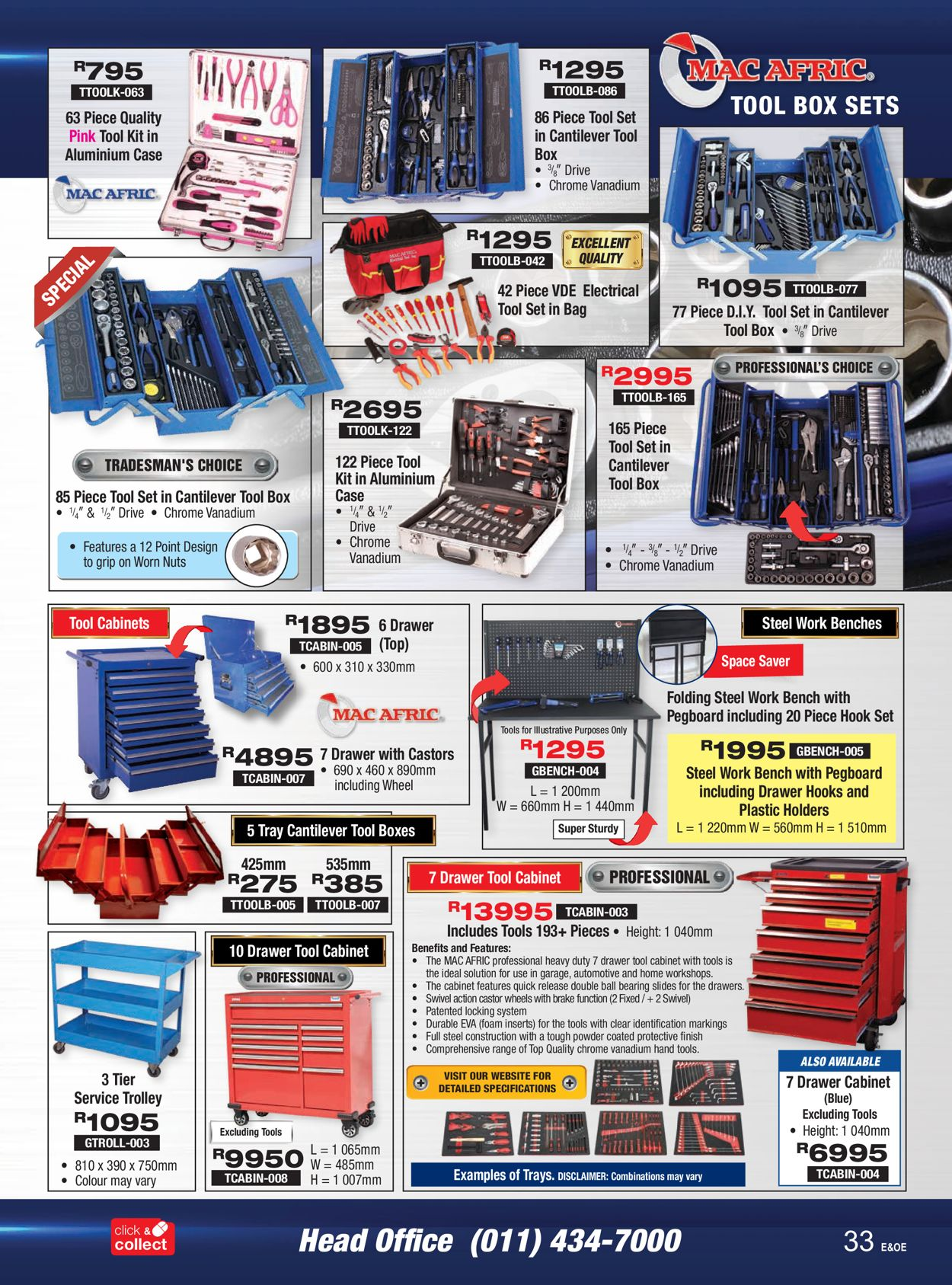 Adendorff Machinery Mart Catalogue - 2021/02/01-2021/03/01 (Page 33)