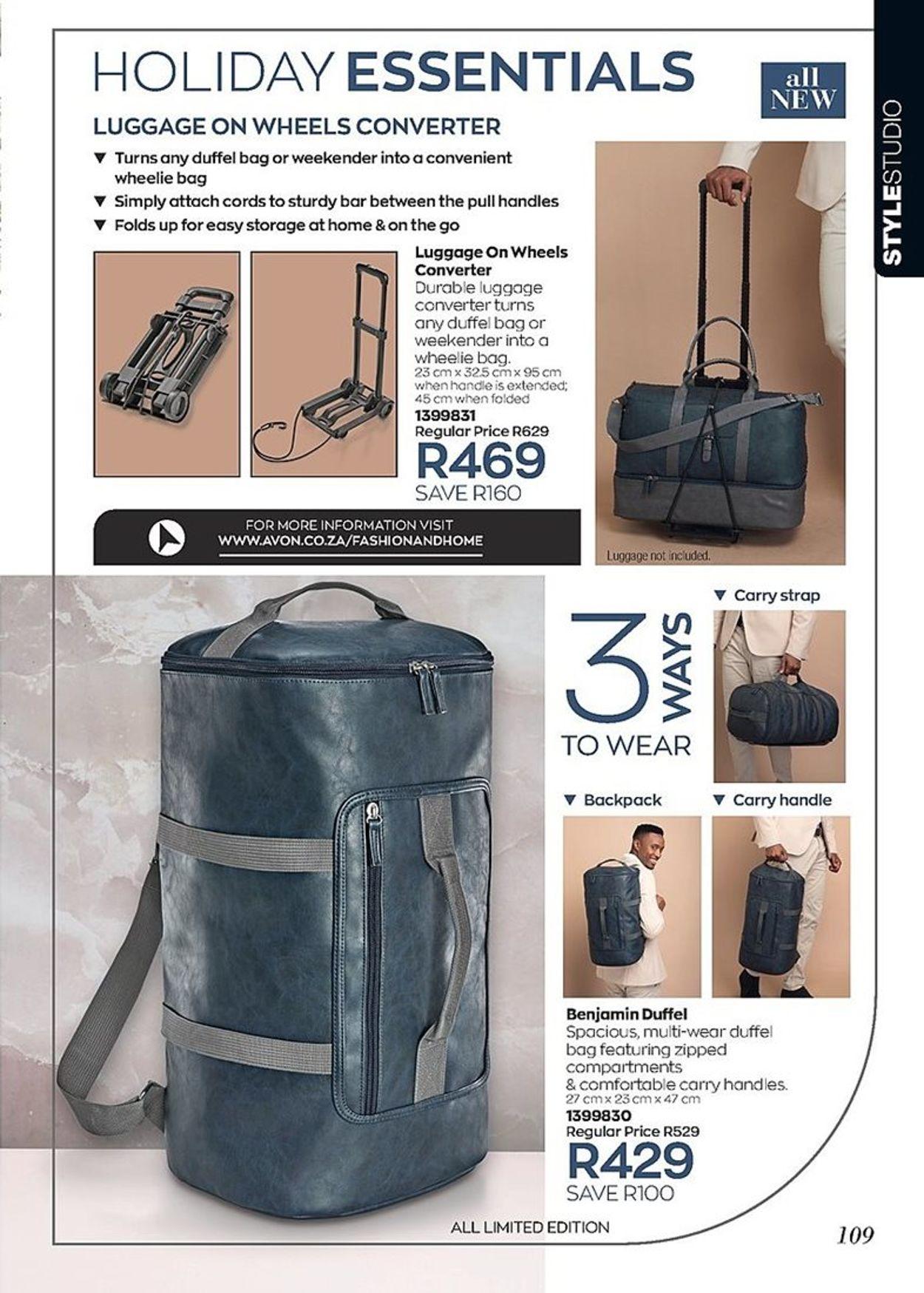 Avon Catalogue - 2021/04/01-2021/04/30 (Page 109)