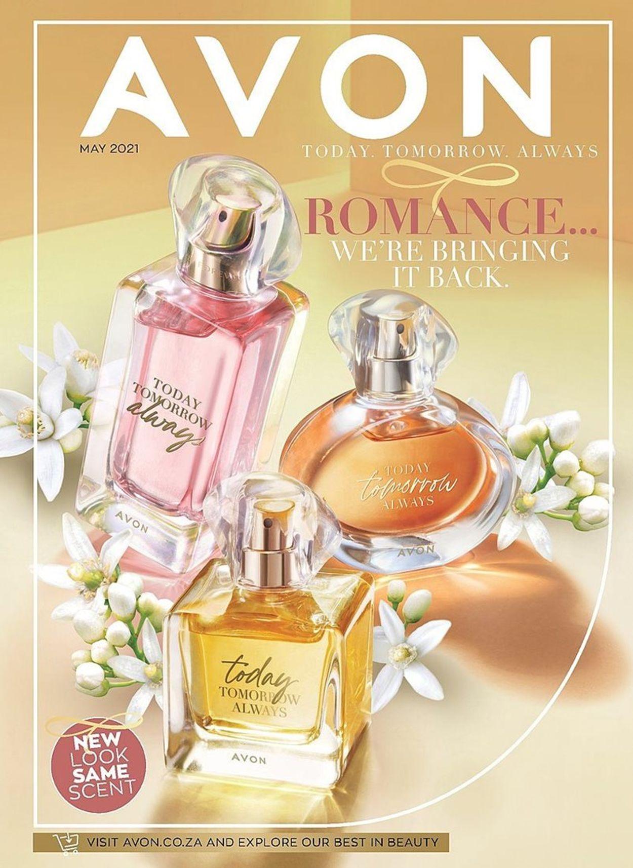 Avon Catalogue - 2021/05/01-2021/05/31