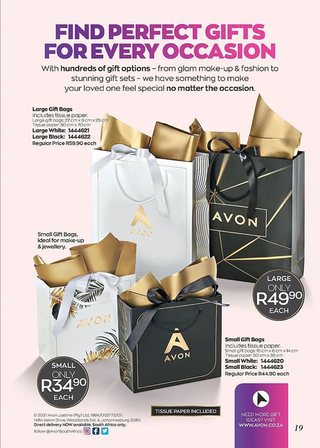 Avon Catalogue - 2021/07/01-2021/07/31 (Page 19)
