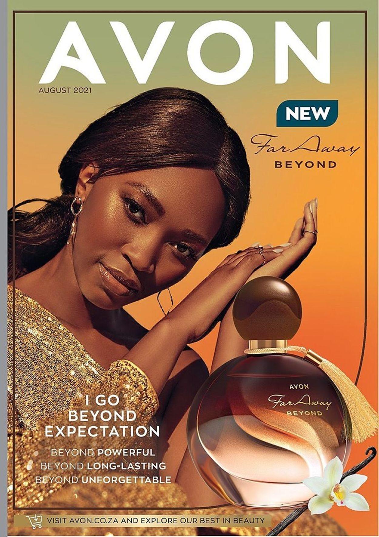 Avon Catalogue - 2021/08/01-2021/08/31