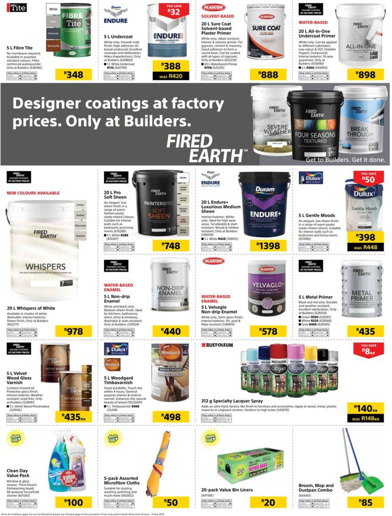 Builders Warehouse Catalogue - 2019/06/25-2019/07/21 (Page 4)