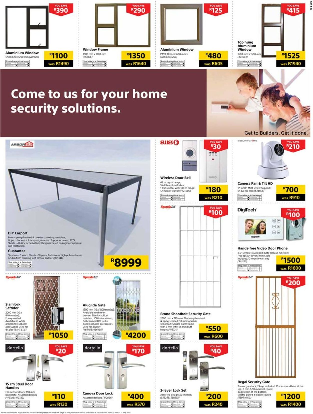 Builders Warehouse Catalogue - 2019/06/25-2019/07/21 (Page 126)