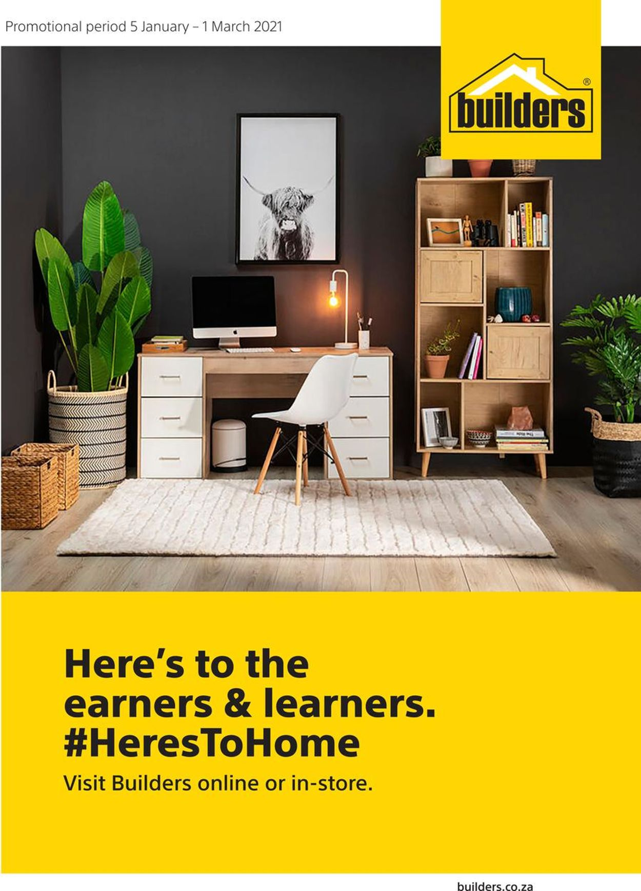 Builders Warehouse  Earners And Learners 2021 Catalogue - 2021/01/05-2021/03/01
