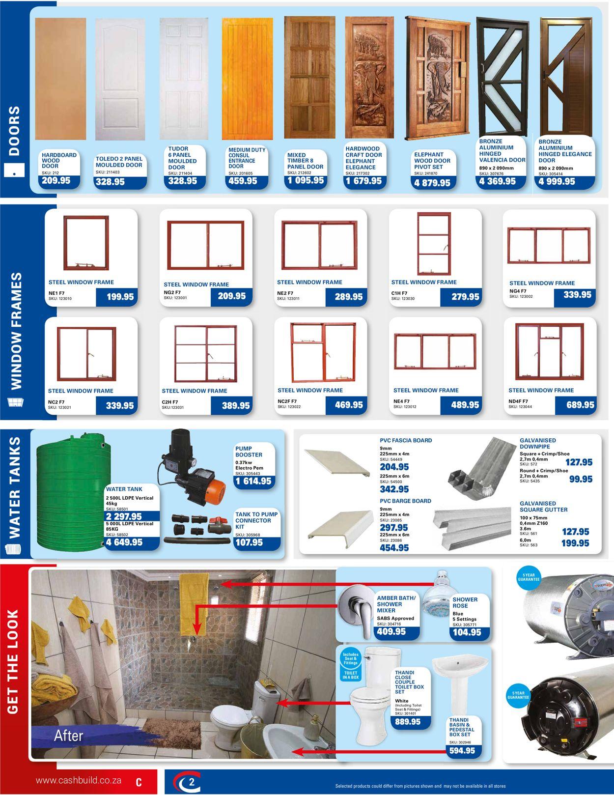 Cashbuild Catalogue - 2020/02/24-2020/03/22 (Page 2)