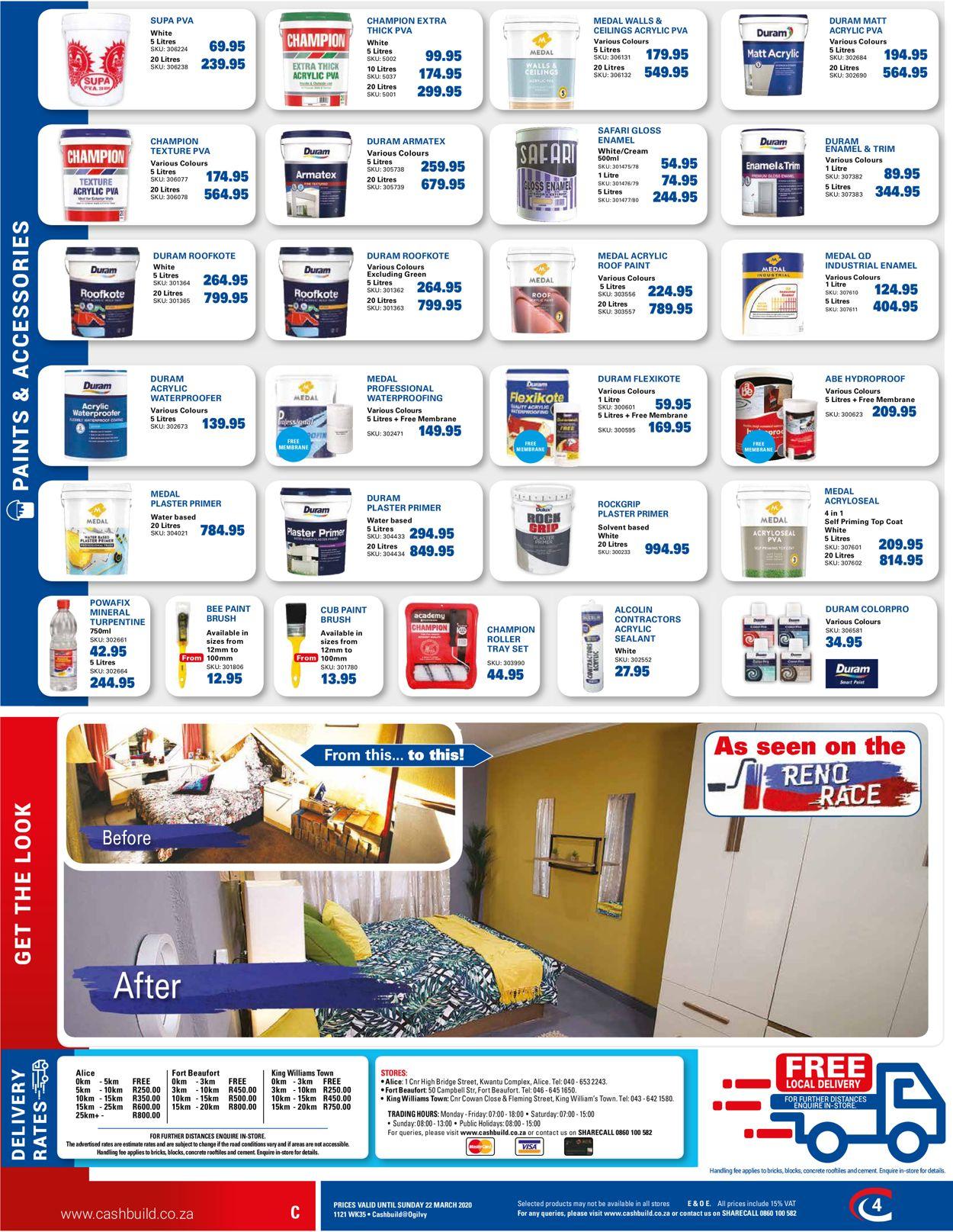 Cashbuild Catalogue - 2020/02/24-2020/03/22 (Page 4)
