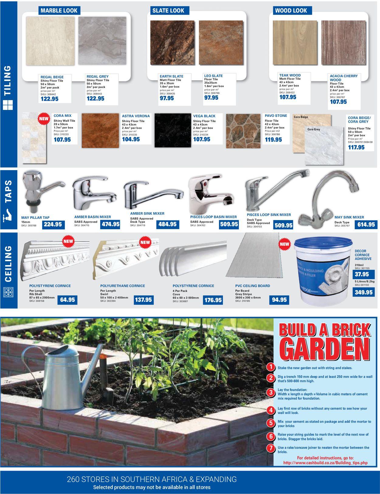 Cashbuild Catalogue - 2020/08/24-2020/09/20 (Page 2)