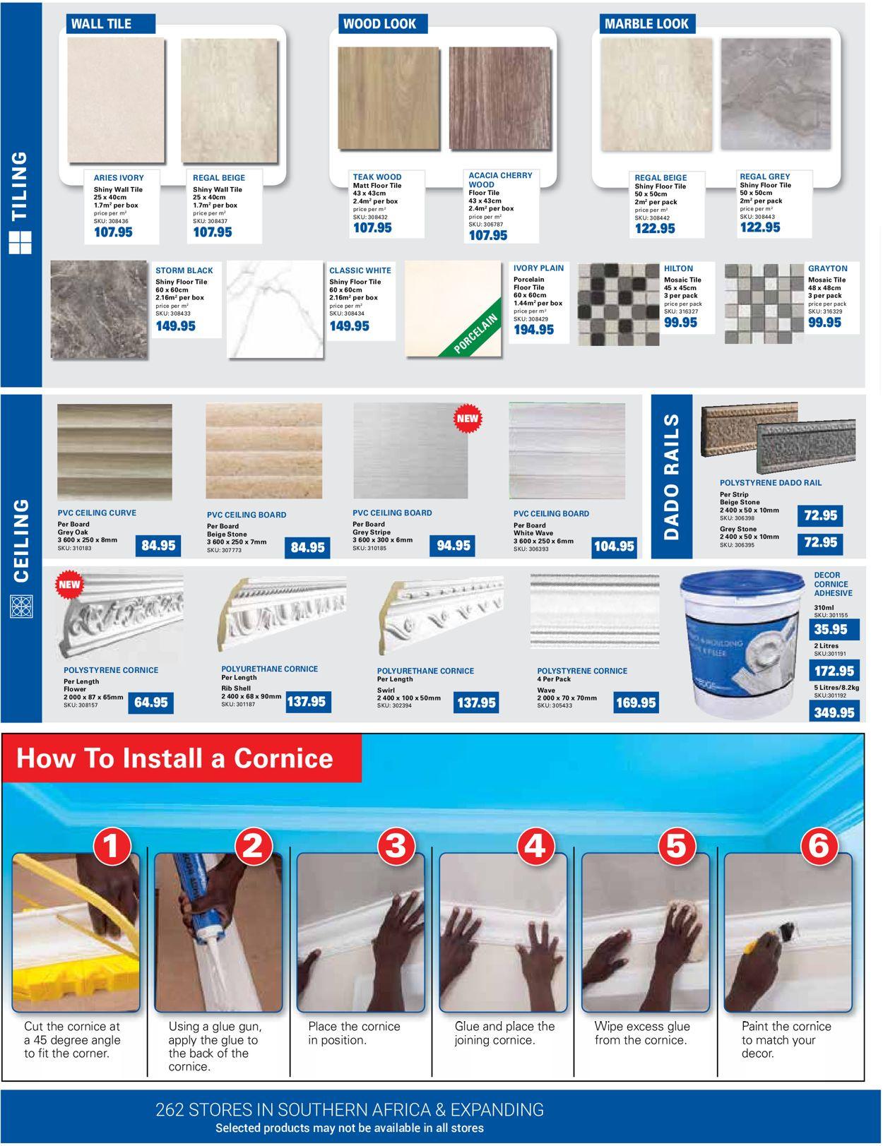 Cashbuild Catalogue - 2021/03/22-2021/04/26 (Page 2)