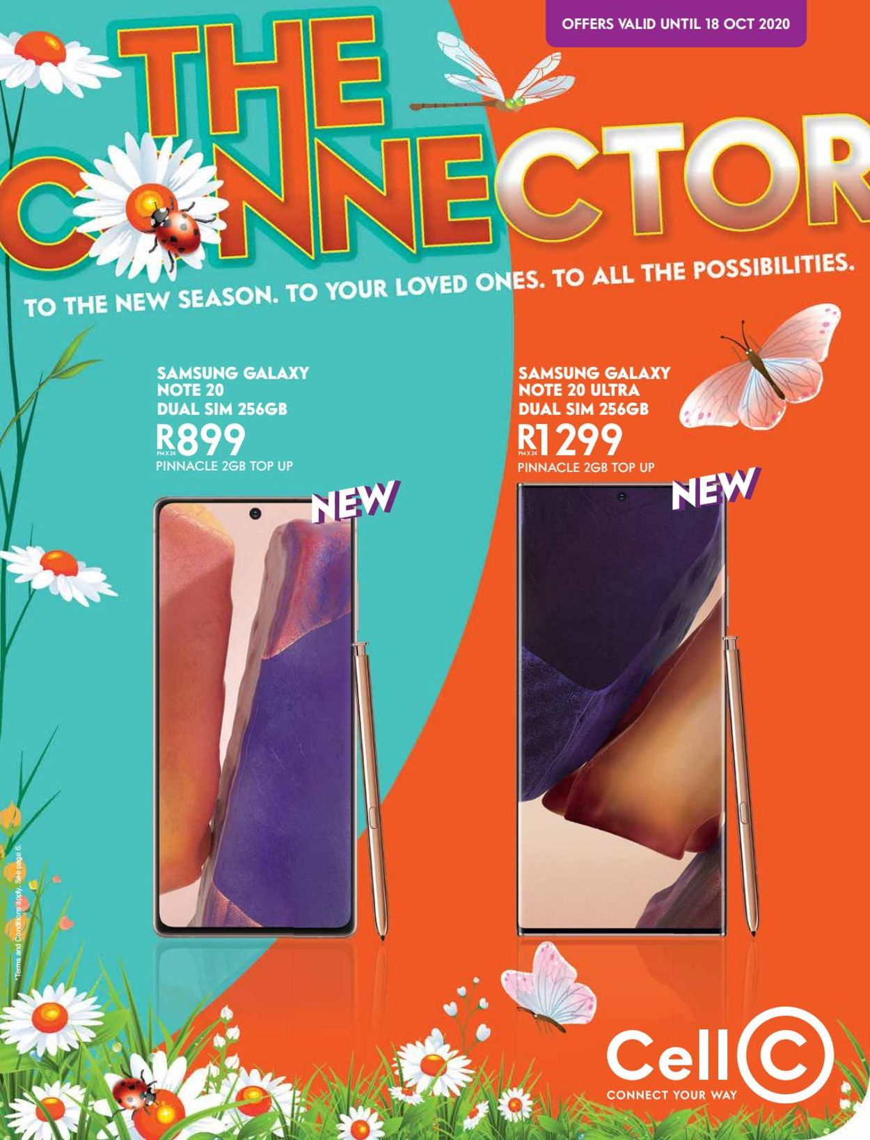 Cell C Catalogue - 2020/09/14-2020/10/18