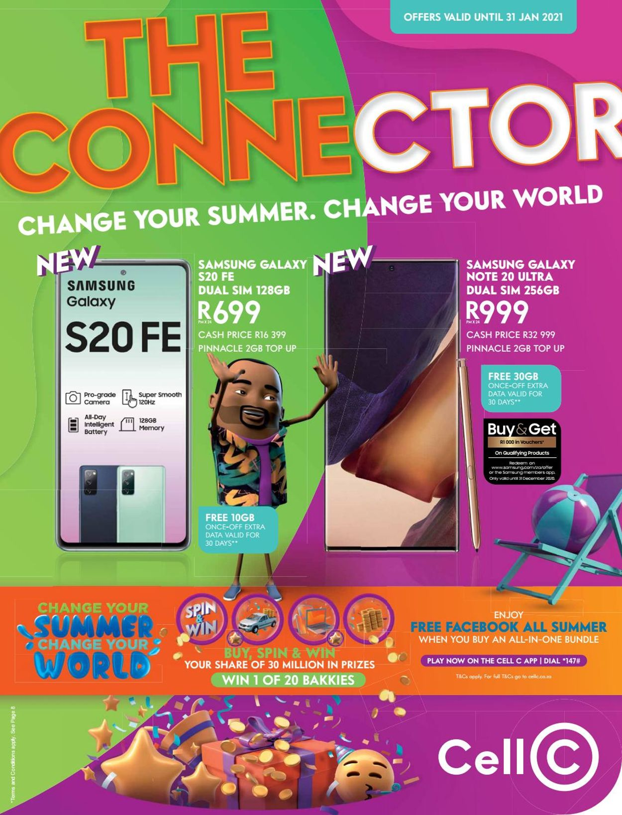 Cell C Catalogue - 2020/12/07-2021/01/31