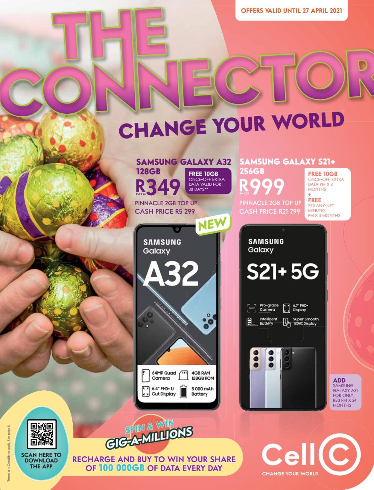Cell C Catalogue - 2021/03/16-2021/04/27