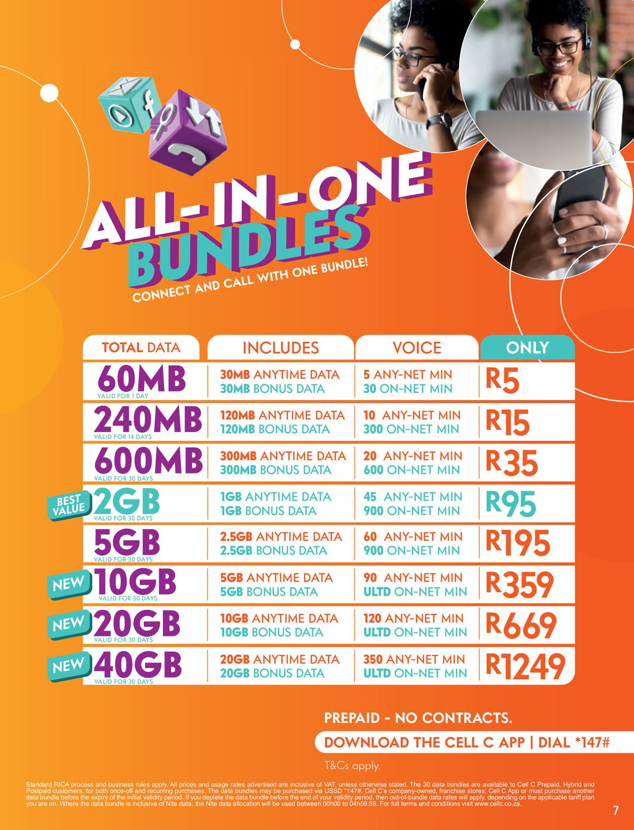 Cell C Catalogue - 2021/06/02-2021/07/12 (Page 7)