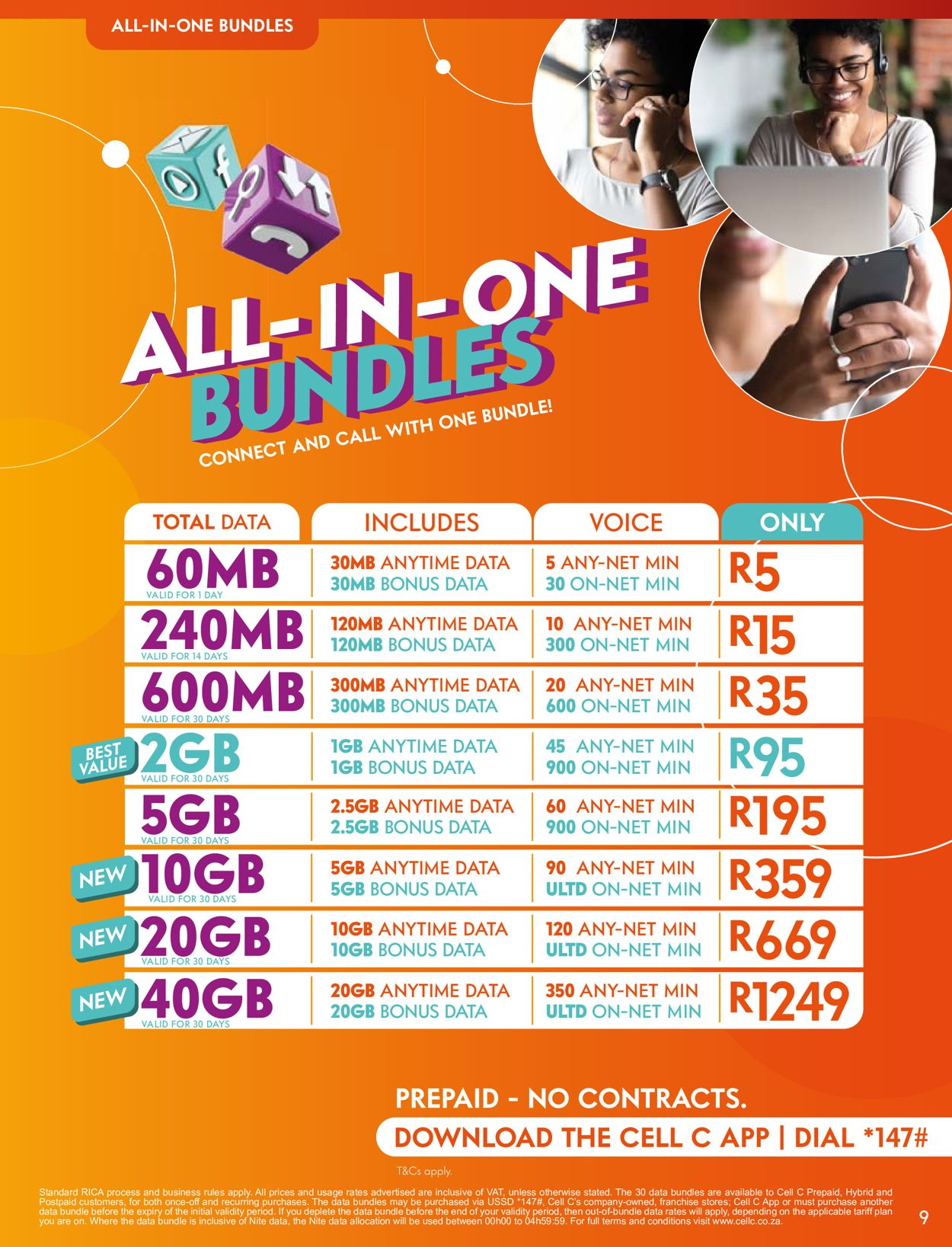Cell C Catalogue - 2021/07/13-2021/08/31 (Page 9)