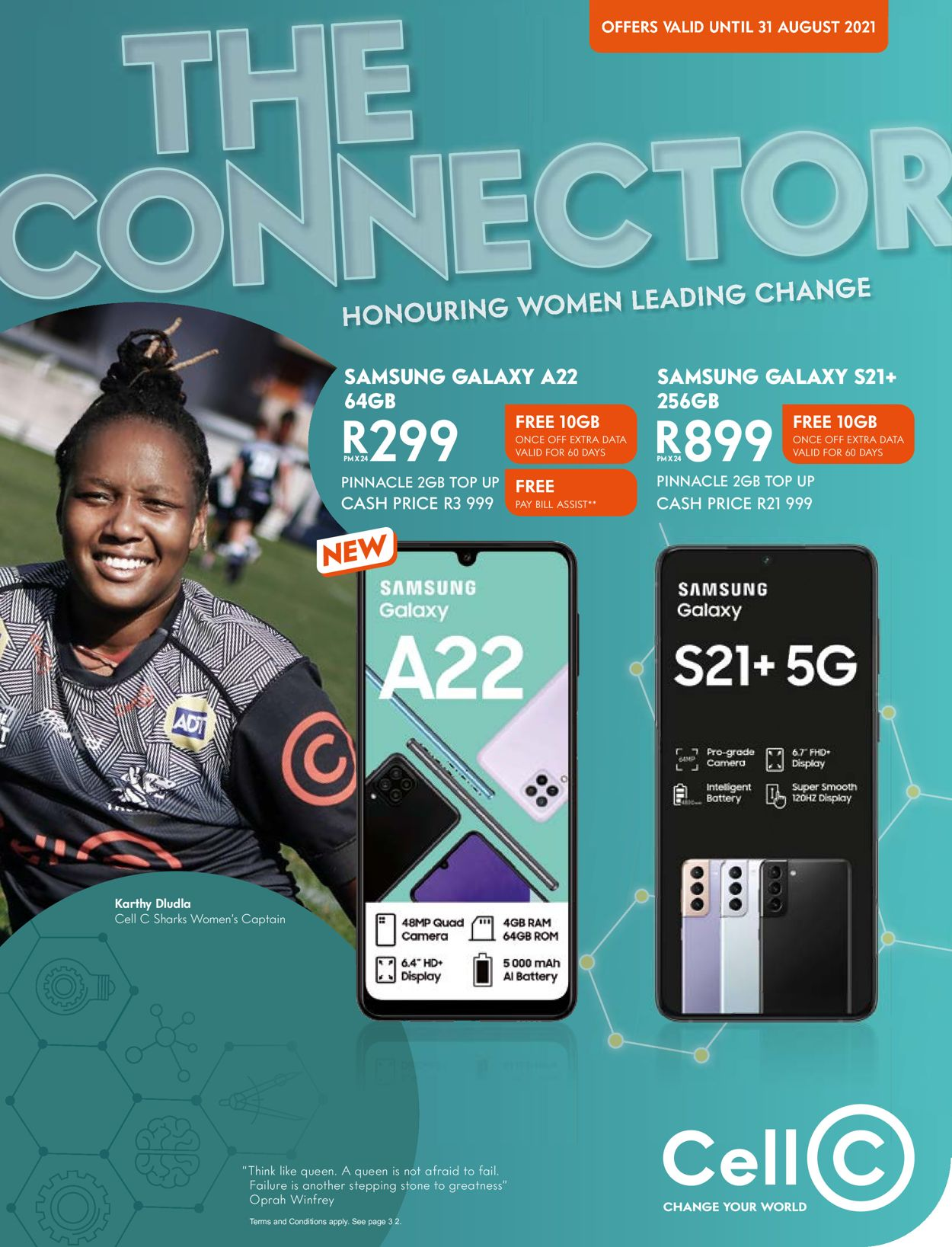Cell C Catalogue - 2021/07/13-2021/08/31 (Page 42)