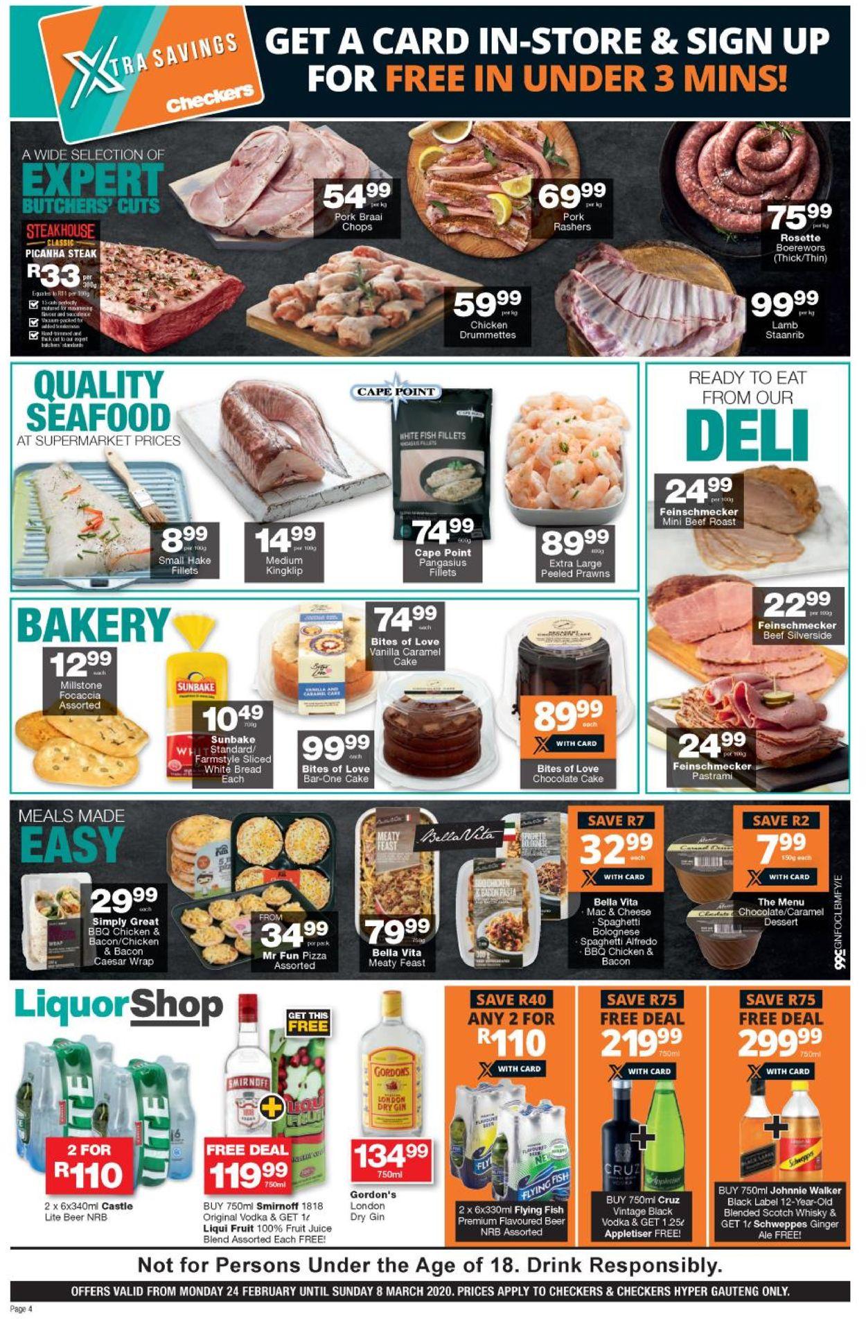 Checkers Catalogue - 2020/02/24-2020/03/08 (Page 4)