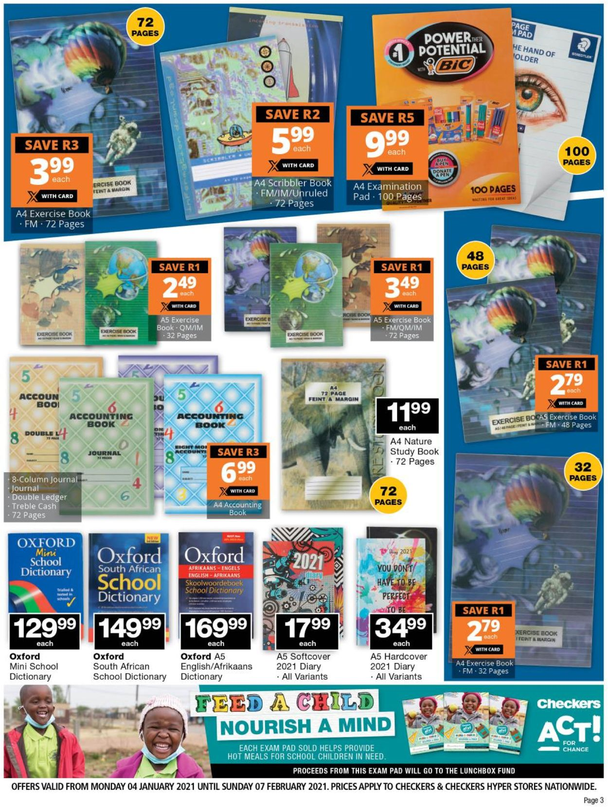 Checkers Back To School 2021 Catalogue - 2021/01/04-2021/02/07 (Page 3)