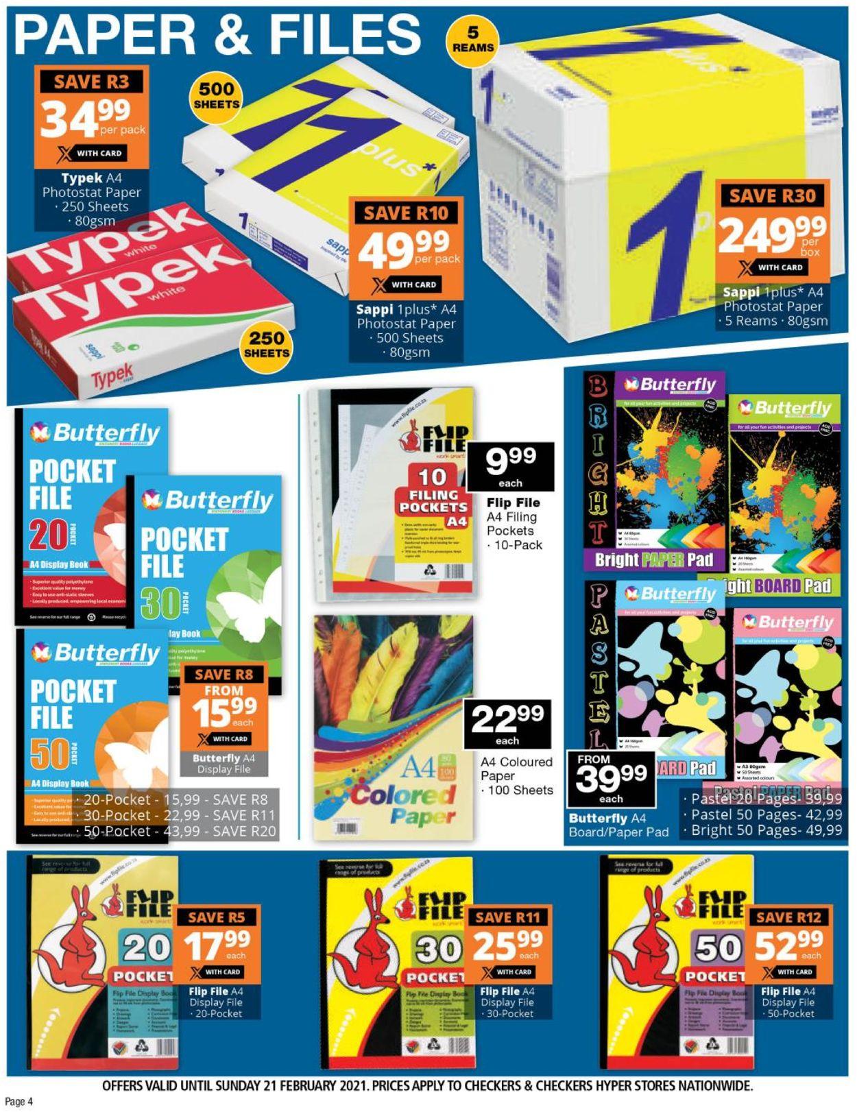 Checkers Catalogue - 2021/02/12-2021/02/21 (Page 4)