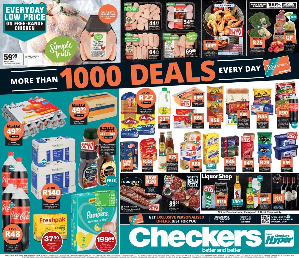 Checkers Catalogue - 2021/04/30-2021/05/02