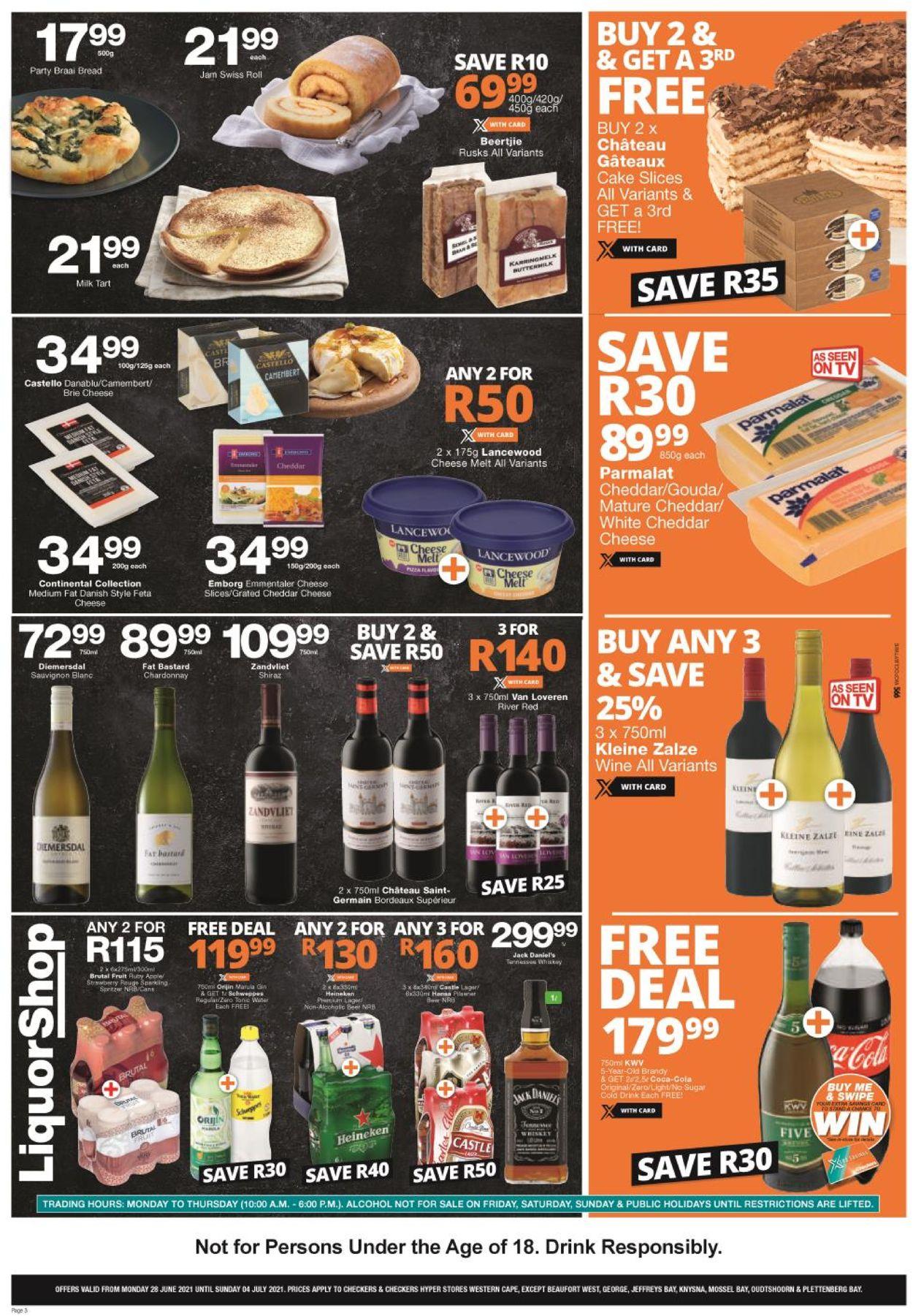 Checkers Catalogue - 2021/06/28-2021/07/04 (Page 3)